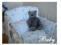 Baby crib bedding and gifts